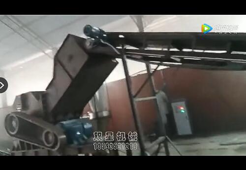 断桥铝破碎机视频现场实拍