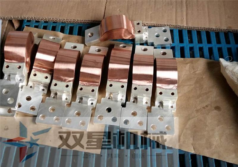 客户扩散焊工件等待发货
