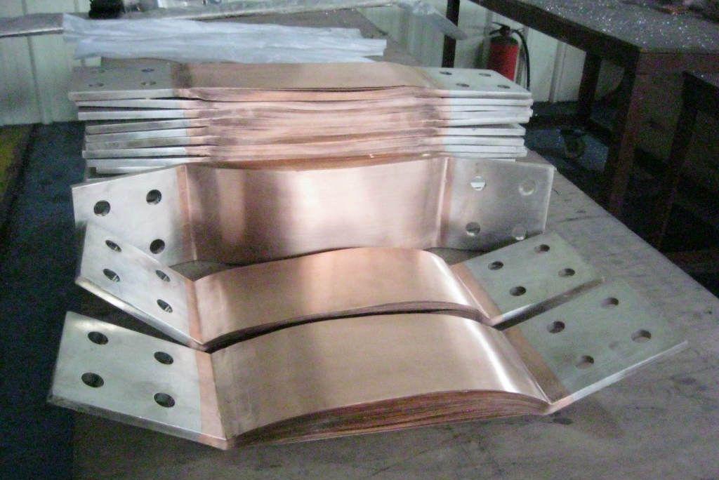 扩散焊机焊接效果展示