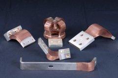 新型高分子扩散焊机组是专业导电带软连接设备