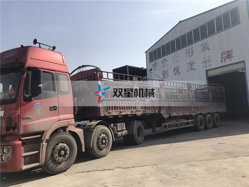 1300型金属破碎机设备整套生产线配置