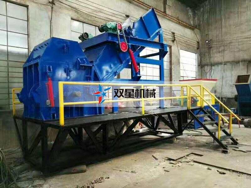 废铝破碎机设备铝铁分离破碎生产线流程