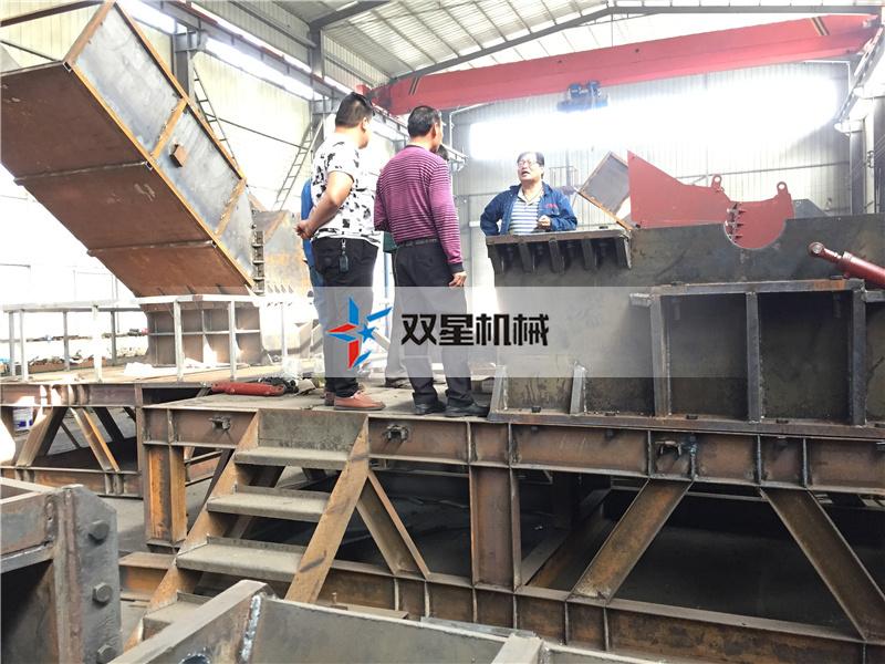 废钢破碎机生产线在资源循环中的作用