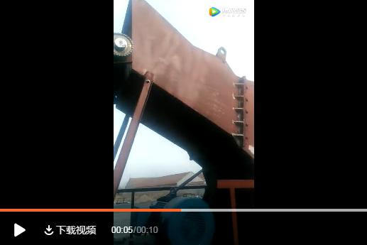 山东金属破碎机生产线视频