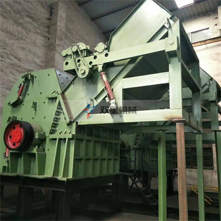 1600型金属破碎机设备成为yabo亚搏网页版明星产品