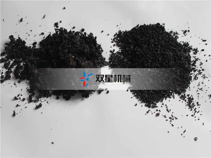 橡胶粉碎机推广势在必行,橡胶回收形势紧迫