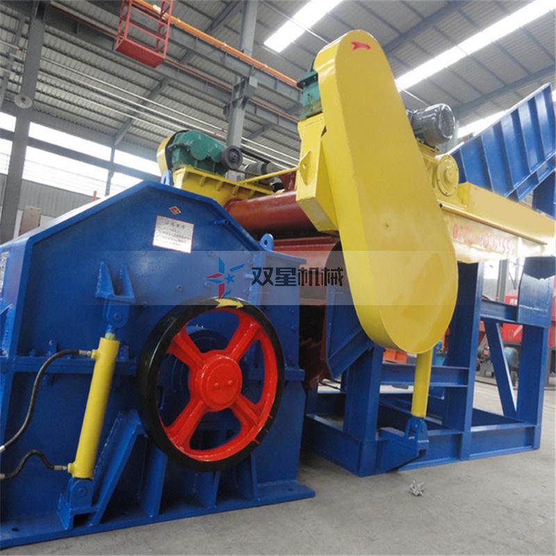 废铁粉碎机设备特点先容及优势先容