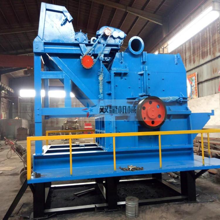 废铁破碎机相对于其他同类金属破碎机的优势