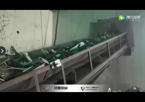 断桥铝破碎机厂家上海生产视频