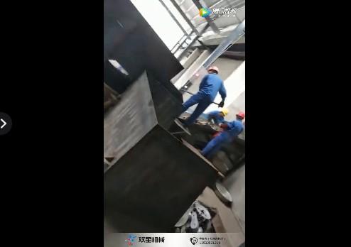 生铝破碎机1600型号加工视频
