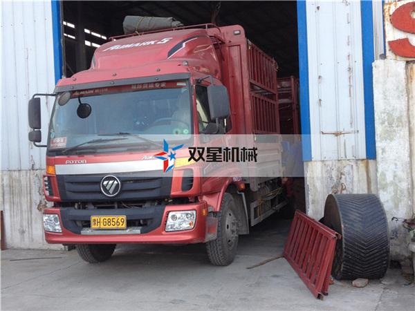 断桥铝破碎机生产线设备发往贵州贵阳