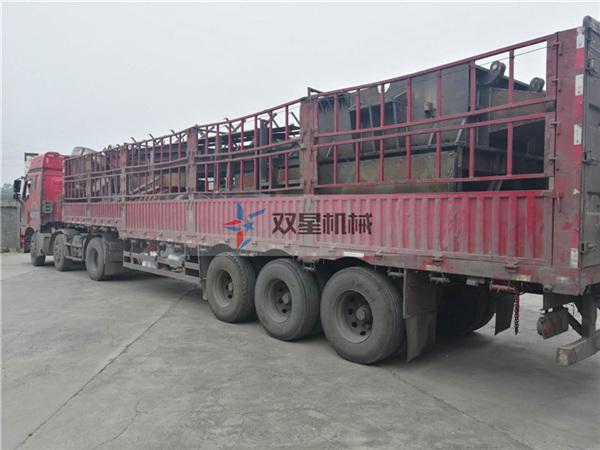 铝合金破碎机厂家1400型设备发往山西朔州