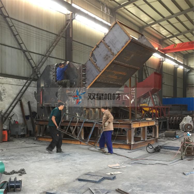 废铝破碎机厂家先容遇到出料不均匀如何处理