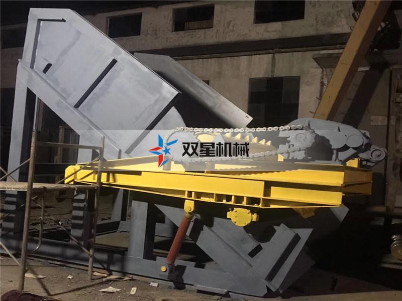 钢铁破碎机生产线产能品质始终如一