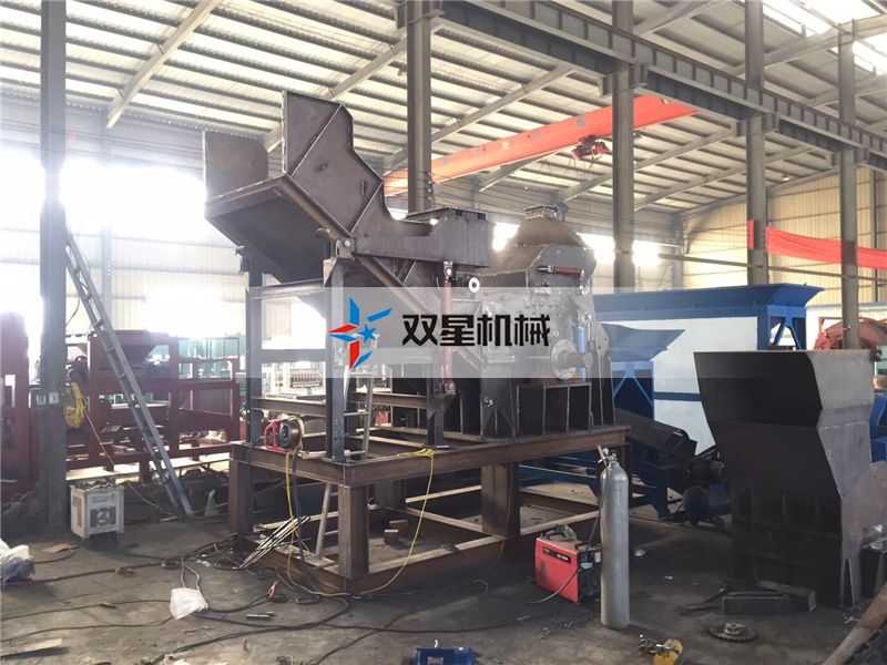 废钢破碎机设备产品优势具体表现分析