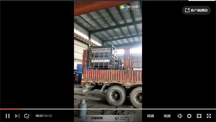 易拉罐压扁机厂家发货视频
