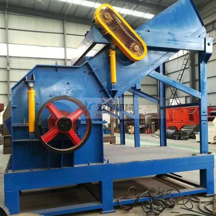 废钢破碎机设备出料调整和锤头更换问题