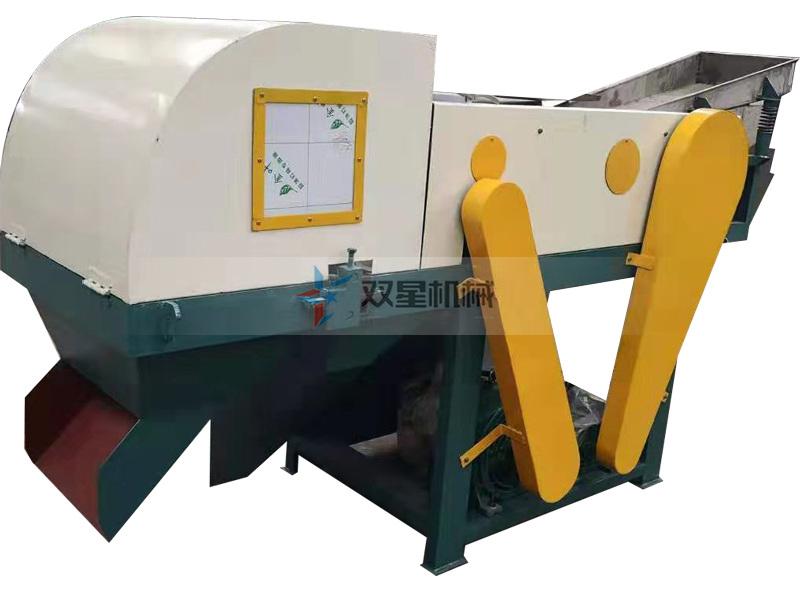 涡电流分选机在废钢破破机生产线中作用