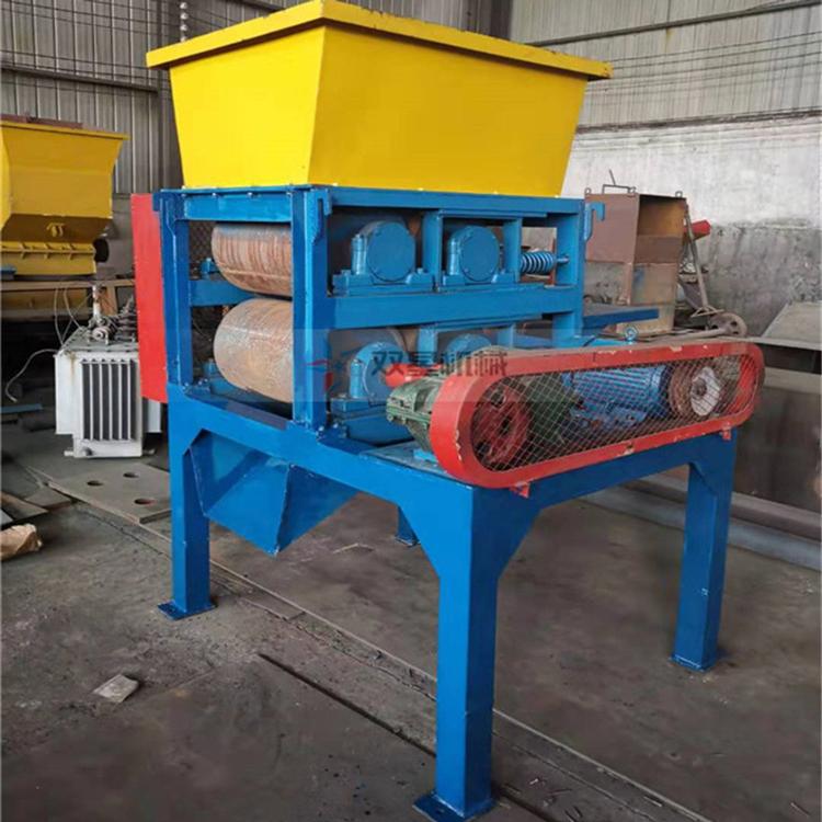 易拉罐压扁机设备效率高生产稳定