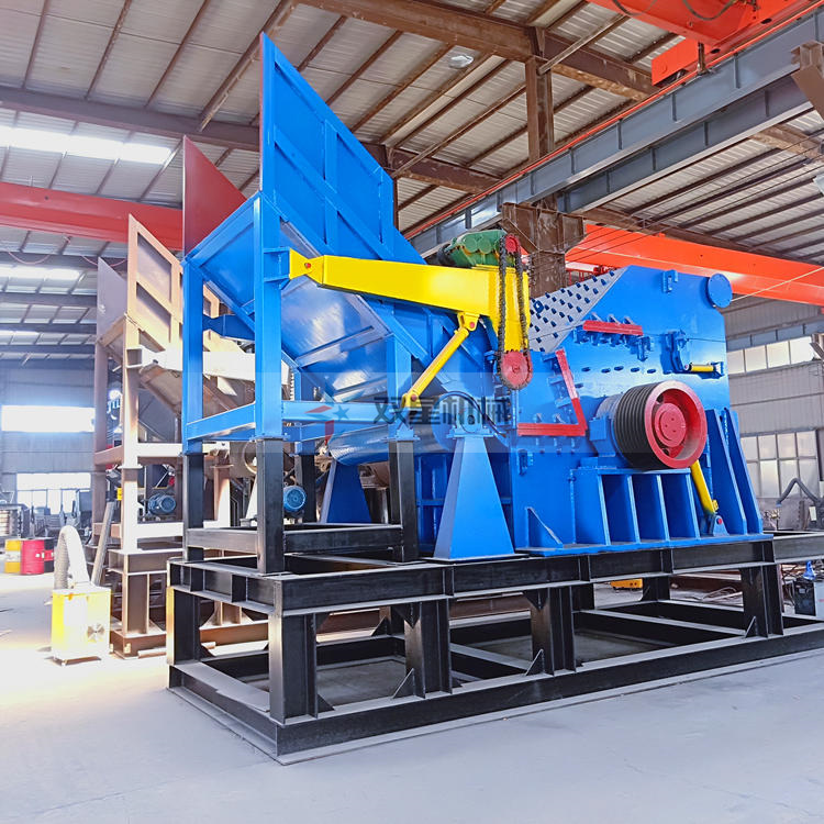 废钢破碎机如何保证在日常工作中高效生产