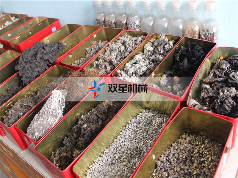 废钢破碎机设备保证成品粒度大小均匀