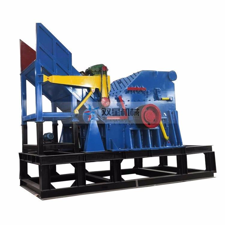 废铁破碎机设备生产前景分析说明