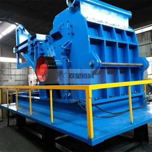 废钢破碎机设备防止堵料需要做哪些工作
