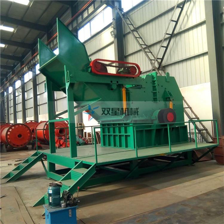 废钢破碎机设备在轻薄物料加工方面的优点