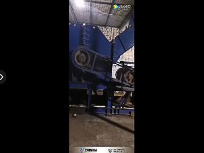 泉州金属破碎机工作原理视频展示