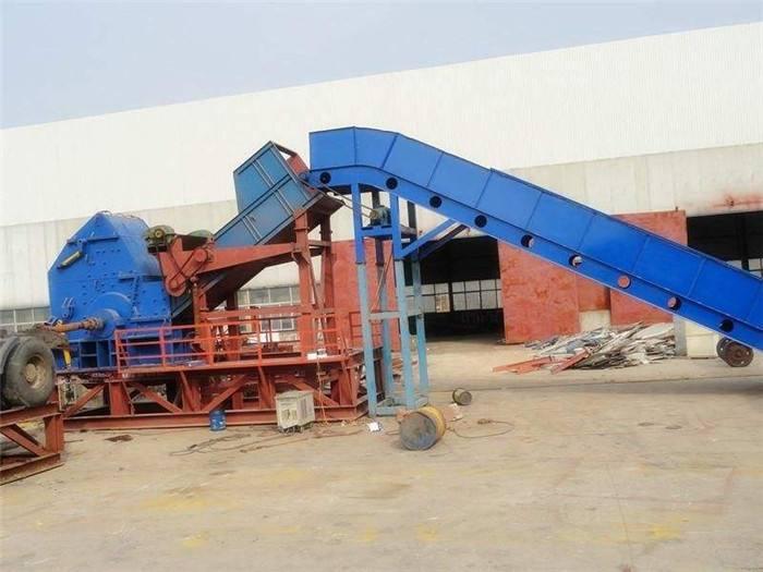 废钢破碎机设备特点和设备运行注意事项