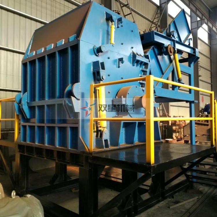 废铝破碎机工作中是如何实现废铁废铝金属材料的分选的?