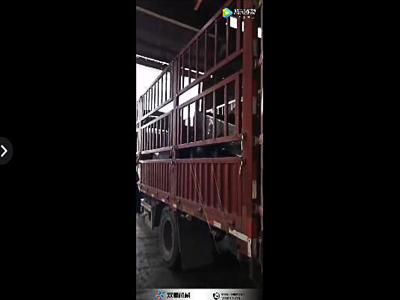 泉州金属粉碎机FSJ-1000型发往重庆视频