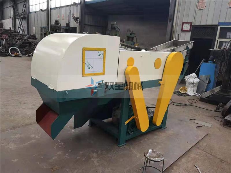 废钢破碎机设备分拣系统中涡电流分选机的应用