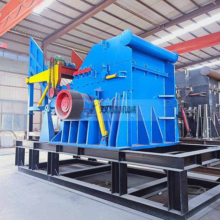 废钢破碎机的性能特点和设备结构优势
