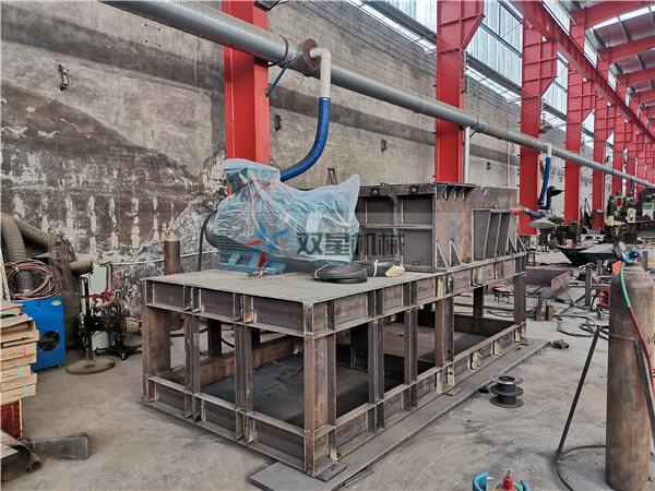 金属破碎机设备生产能力怎么样?出料粒度怎么样?
