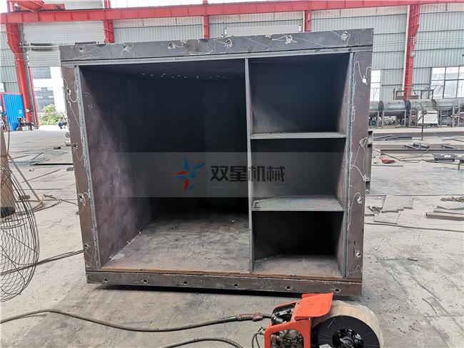 废钢破碎机工作原理及生产线作业流程