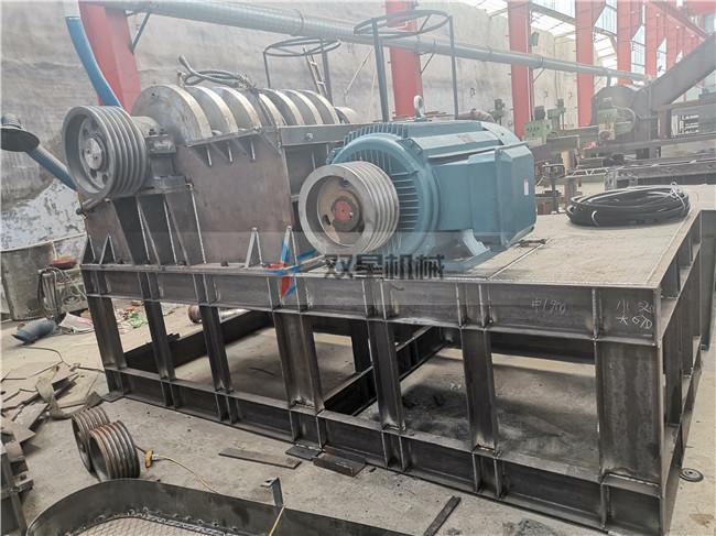 废钢破碎机生产线作业如何排查问题保证设备满负荷健康运行