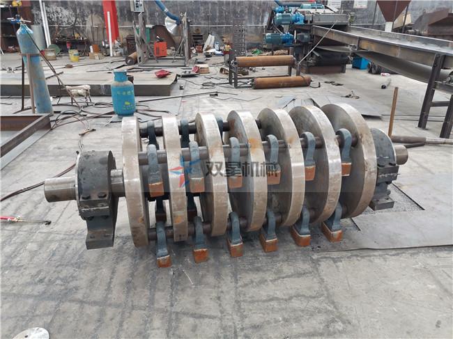 废钢破碎机结构与设备主要组成部分特点