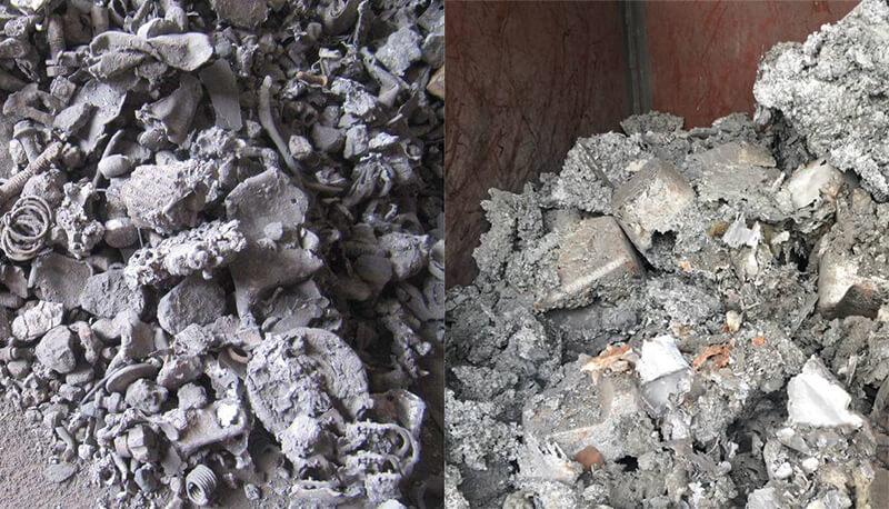 铝渣破碎机