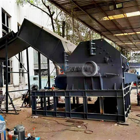 钢渣破碎机处理工艺是怎么样的,破碎回收效率怎么样?