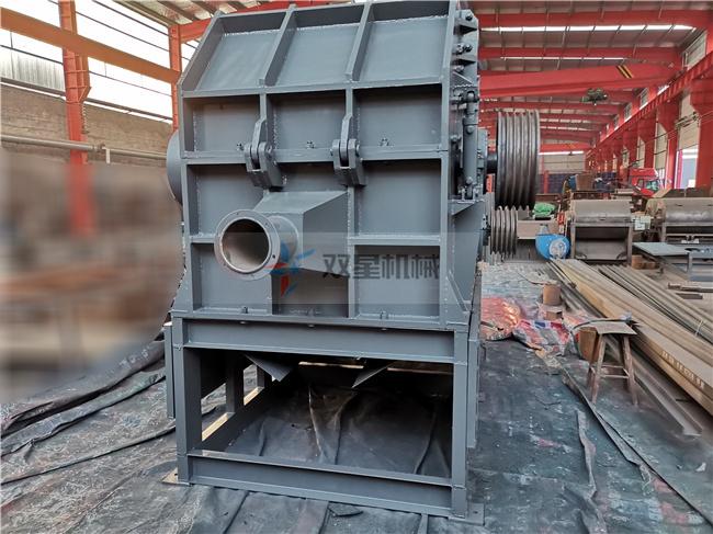 铝型材破碎机生产线的结构组成和具体布置