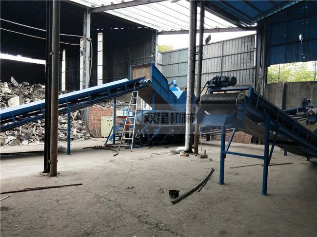 熟铝破碎机作为熟铝核心破碎设备的推广使用仍然前景广阔
