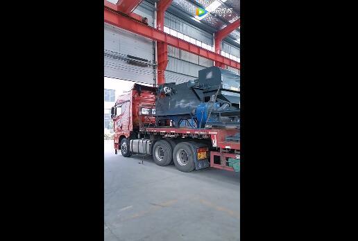 1300型废钢破碎机整套设备厂家发货视频