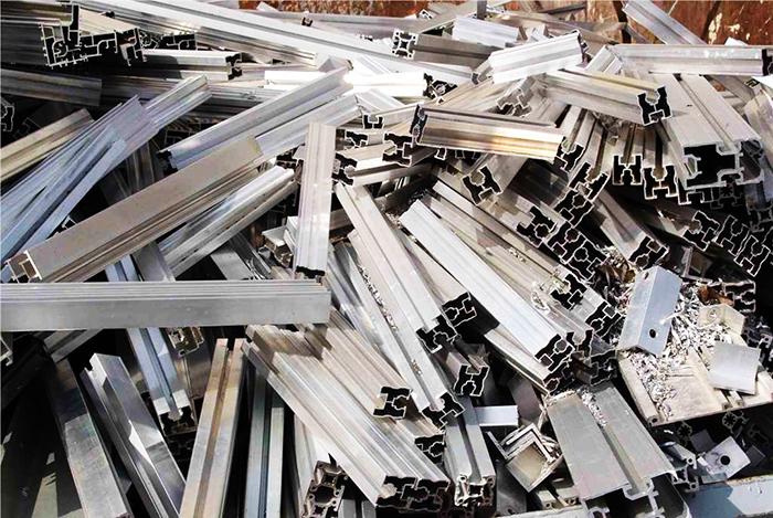 熟铝破碎粉碎处理