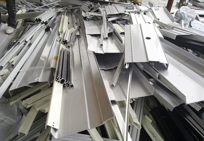 铝合金破碎粉碎处理