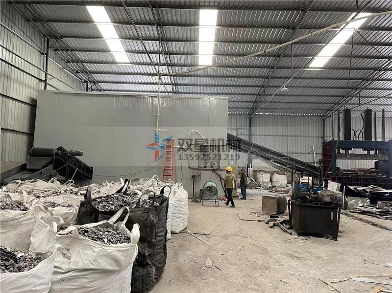 废铝破碎机设备破碎结构有哪些显著优势?