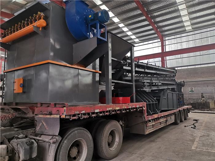 废铝破碎机厂家设备促进生铝、熟铝、铝合金材料的资源回收利用